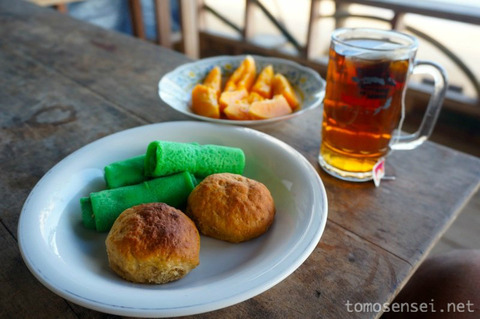 【インドネシア】13_ハッタ島はお魚が美味しかったよ☆島ご飯の傾向と対策