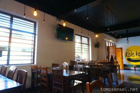 【インドネシア】27_アンボンでマグロのお刺身が食べられる?!「Dapor Kole-Kole」
