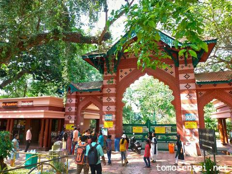 【南インド】インド最古のトリヴァンドラム動物園(Thiruvananthapuram Zoo)に行ってきたよ