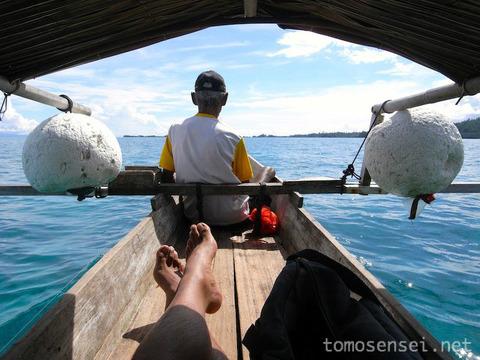 【インドネシア・トゲアン諸島の旅】⑧難民船のような夜行フェリーで15時間!ゴロンタロへ出発