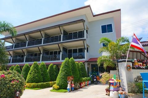 <タオ島旅行2016春その5>メーハートの快適ホテル〜♪「ナダパ・リゾート/Nadapa Resort」