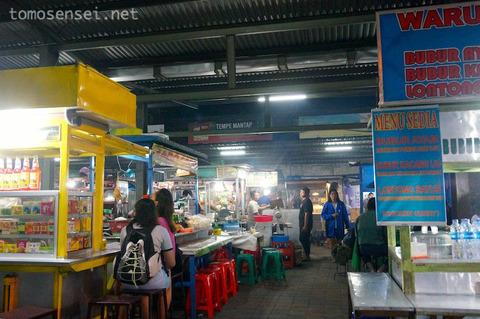 【バリ島&ギリ島】19_サヌールのナイトマーケット(Pasar Sindu)はB級グルメの宝石箱♡