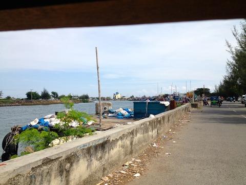 <アチェ旅行2014夏その14>津波被害の大きさを伝える船「カパル・ツナミ/Kapal Tsunami」