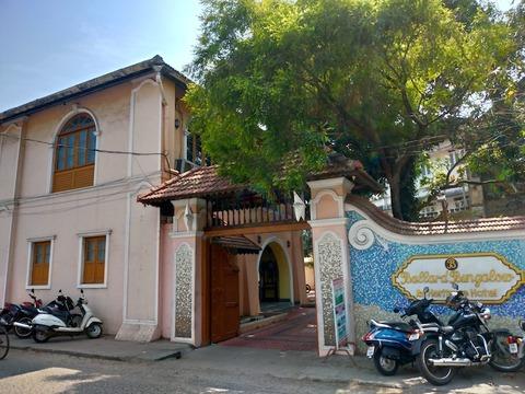 【南インド】フォートコーチンのコロニアルホテル「Ballard Bungalow Heritage Hotel」