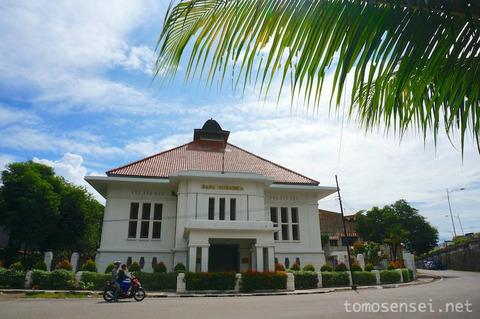 【インドネシア】西スマトラ州の州都パダンをコロニアル観光②