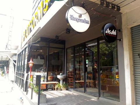 エカマイの美店員がいるカフェ「プラットフォーム 5-6/Platform 5-6」へ行ってきた!
