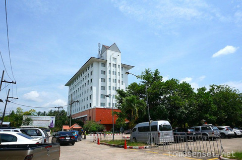 【タイ深南部】09_高級ホテル「インペリアル・ナラティワート/Imperial Narathiwat」