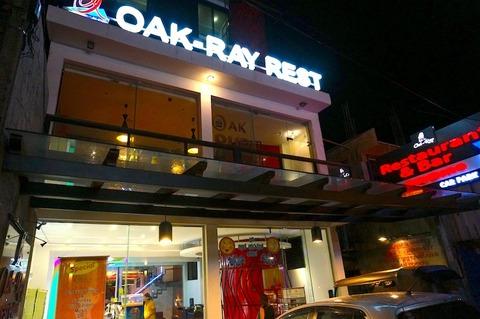 <スリランカ旅行その14>オークレイ・レストラン・キャンディ/Oak-Ray Restaurant Kandy