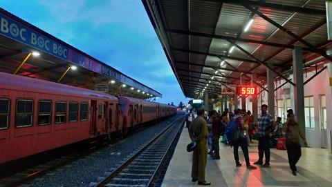 【ほぼリアルタイム紀行】ジャフナからスリランカ北東部のトリンコマリーへ