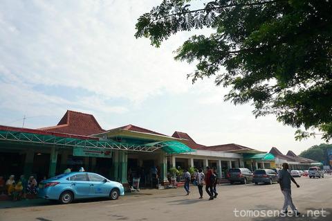 【コロニアル建築探訪】05_スマランからエアアジアでバンコクへ
