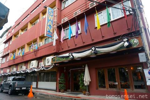 【バンコク週末お泊まり】昭和が薫る1965年創業の輝ける白鳥「スワン・ホテル/Swan Hotel」