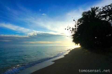 【インドネシア】14_ハッタ島のビーチとシュノーケリングはとにかく最高♡