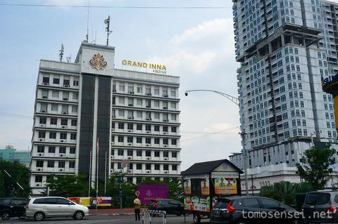 【インドネシア】1898年開業のコロニアルホテル「グランド・インナ・メダン/Grand Inna Medan」