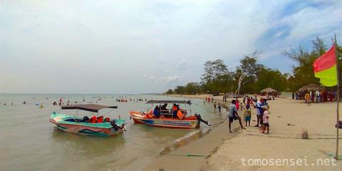 【スリランカ】10_ケリマライの聖なる泉とジャフナ郊外のコロニアル建築